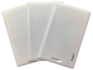 CLAMSHELL PROX CARDS